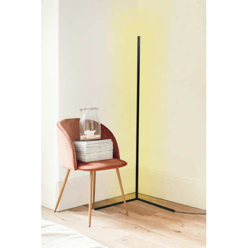 STANDBACK - Lampadaire d'angle avec LED intégrés