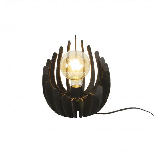 LOSA - Lampe en lamelles de bois de peuplier