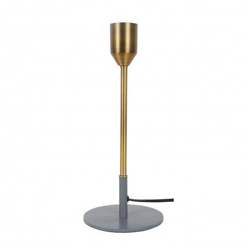 Pied de lampe en métal - Grand modèle - TIKY