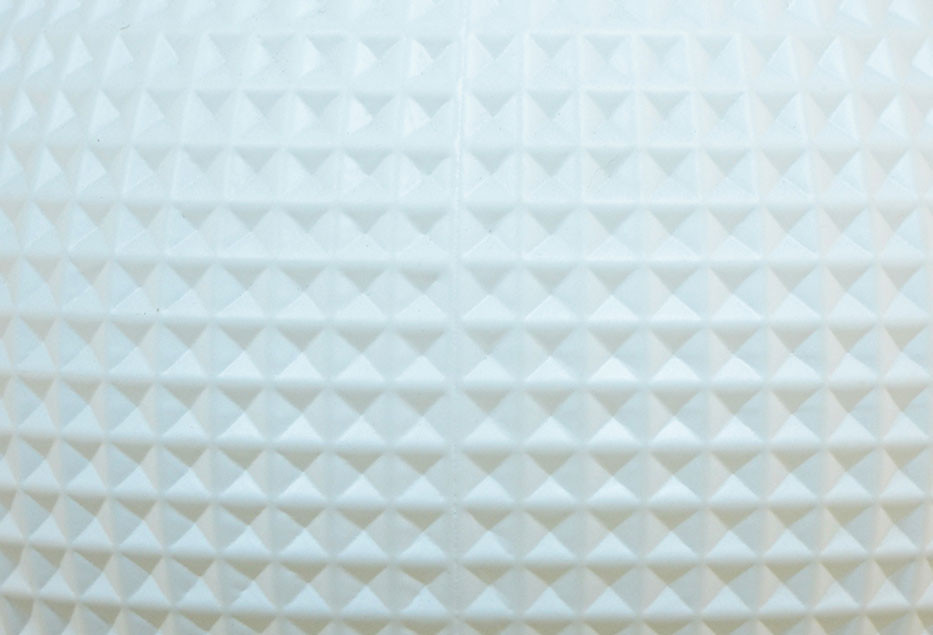 Blanc opaque